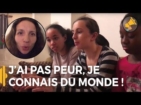 """""""J'ai pas peur, je connais du monde partout"""" - Hélène à Aubervilliers - ADOS DES QUARTIERS #UNICEF"""