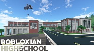 Robloxian Highschool Ep1 I Roblox Taglish Gameplay