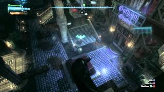 Batman Arkham Knight Final Militia Checkpoint Youtube