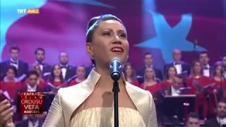 Azerin seslendiriyor ''Çırpınırdı Karadeniz'' Resimi