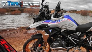 Off-Road On BMW R1250 GS With Toro Adventure | Vlogger Meetup Part 3