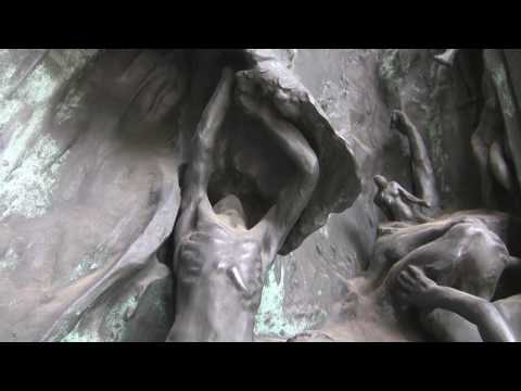 Rodin: The Gates of Hell, detail