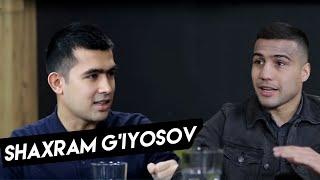Shaxram G'iyosov bilan JANG | Gaplashamiz #4