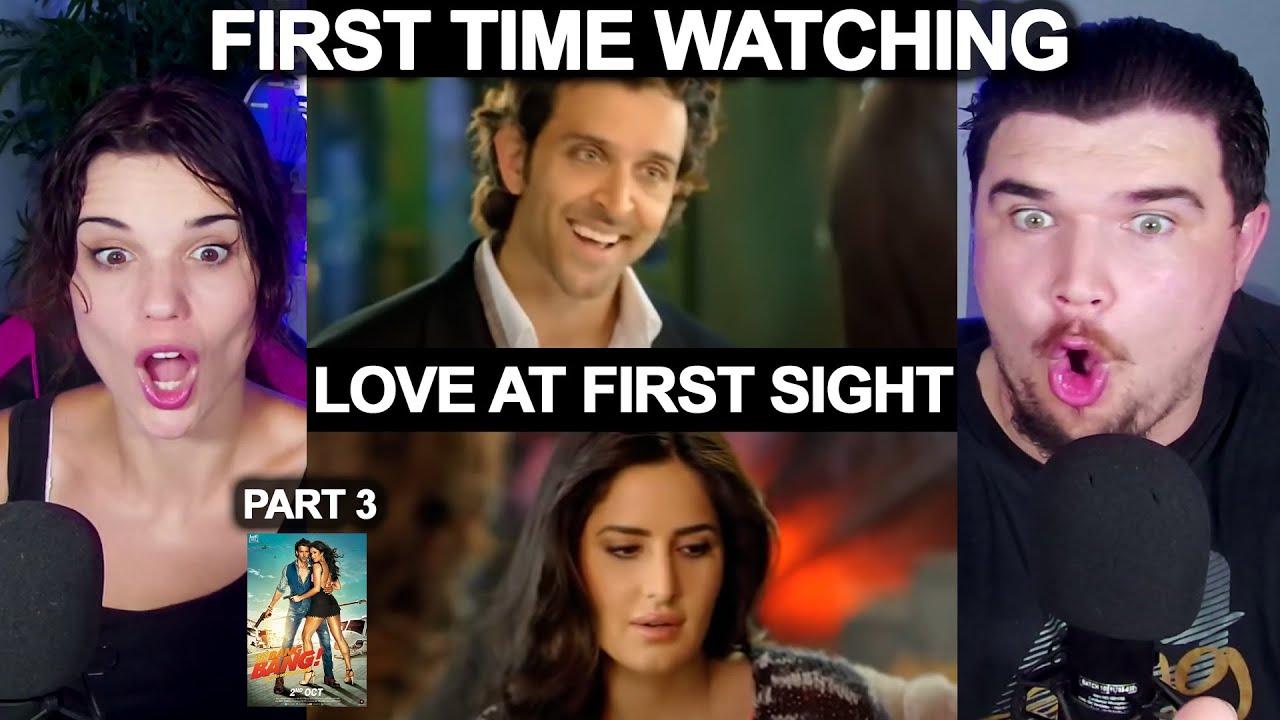 Bang Bang - PART 3 - LOVE AT FIRST SIGHT! - Hrithik Roshan, Katrina Kaif