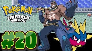 Pokemon Emerald: Let's Play Ep.20 - Stolen Submarine!