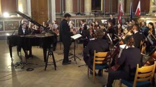 Wolfgang Gerold: Mozart KK KV 466 3. Satz  9 Mai 2010