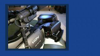 Sony HVR-HD1000E Review