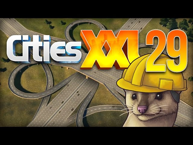 Lets Play Cities XXL - Part 29 - Highways ★ Cities XXL Gameplay