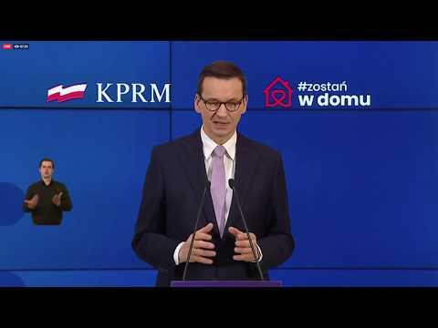 Koronawirus w Polsce. Ograniczenia utrzymane i jeden nowy obowiązek dot. noszenia maseczek