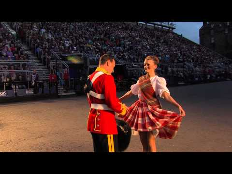 Royal Edinburgh Military Tattoo Proposal 2014