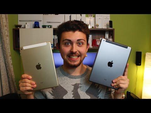iPad Air vs. iPad Air 2 [German/Deutsch]
