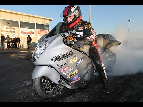 DME's 6.50, 227mph Hayabusa Destroys World Records