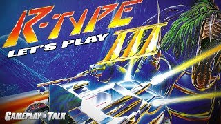 Let's Play R-Type III for the SNES