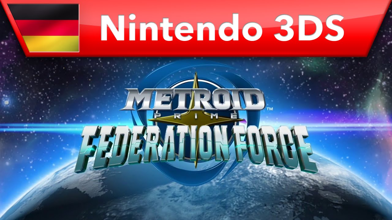 metroid prime federation force 3ds ab 15 90 preisvergleich bei. Black Bedroom Furniture Sets. Home Design Ideas