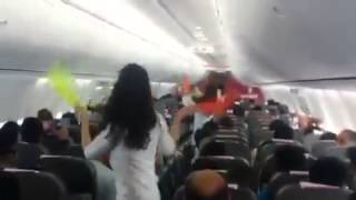Spicejet AirHostess Dancing