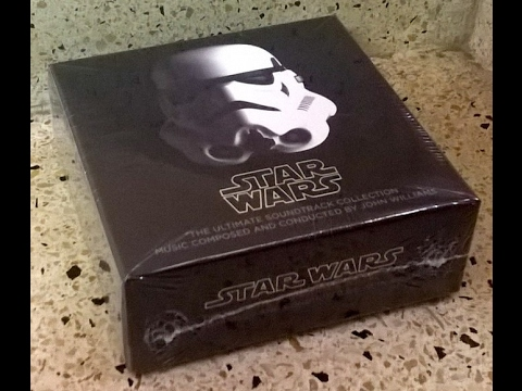 Star Wars The Ultimate Soundtrack Collection Cd Set