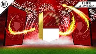 WEEKLY REWARDS PACK OPENING! TOTW PACKS! - FIFA 18 Ultimate Team