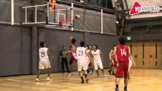 SUniG 2013: Basketball Men