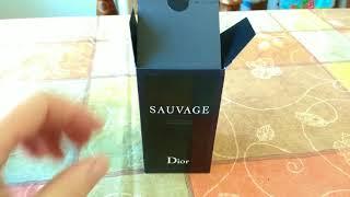 Sauvage christian Dior саваж мужская туалетная вода