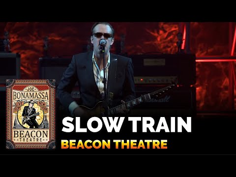 Joe Bonamassa  Slow Train  at Beacon Theatre