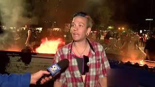 Eugene riot destroys parts of Downtown