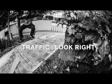 Traffic |  Look Right  | Transworld Skateboarding