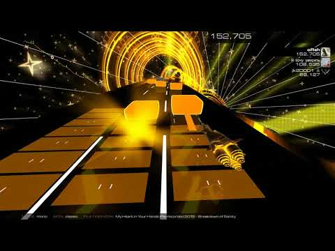 Breakdown Of Sanity   My Heart In Your Hands(Re-recorded 2015) Audiosurf 2