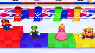 - Mario Party 7 All Skill Minigames