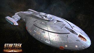 """STAR TREK ONLINE HD """"New Voyager-Pathfinder Class"""" (2014)"""