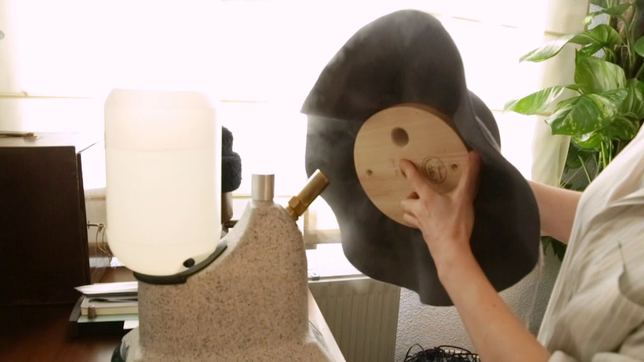 5e5cd30a66e SCAT - The making of a beaver felt hat - YouTube