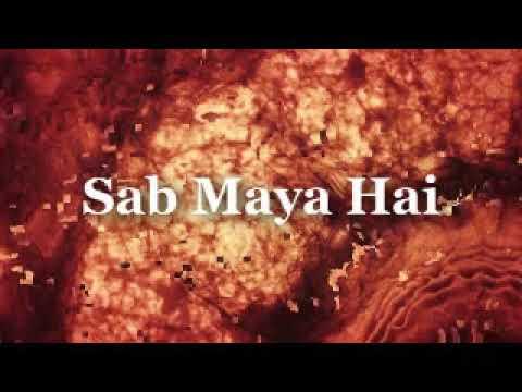 Sab Maya hai_IbneInsha