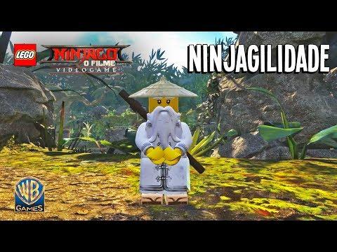 LEGO Ninjago: O Filme Videogame – Ninjagilidade