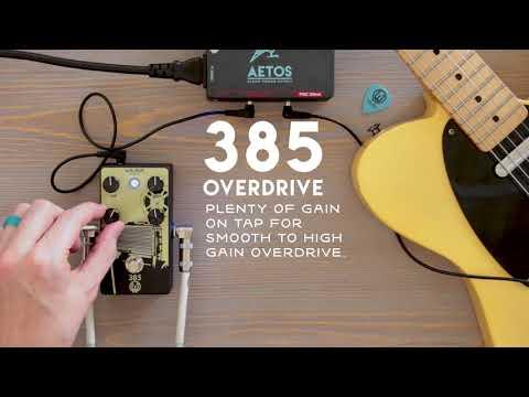 Walrus Audio Dirt Pedal Comparison