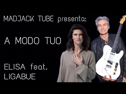 A Modo Tuo - Elisa feat. Luciano Ligabue [UNCENSORED]