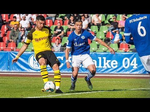 FC Schalke 04 vs. Borussia Dortmund 2-2 | Full Game | Under 19's Semi-Final - German Championship