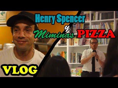 HENRY SPENCER y MIMINAS PIZZA - Kevo