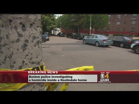 Boston Police Investigating Murder In Roslindale Home