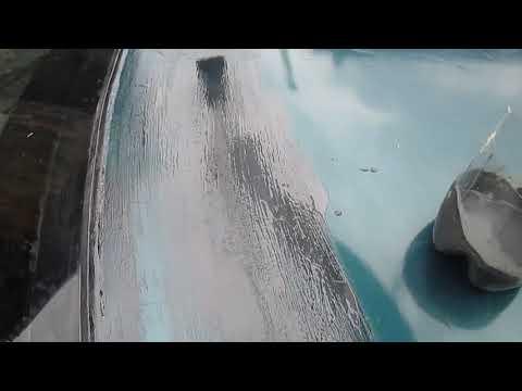 Видео: Покраска Авто Жидким ПЛАСТИКОМ!!!