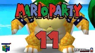 Mario Party - [GERMAN] - #11 - Die letzten Züge im Paradies!