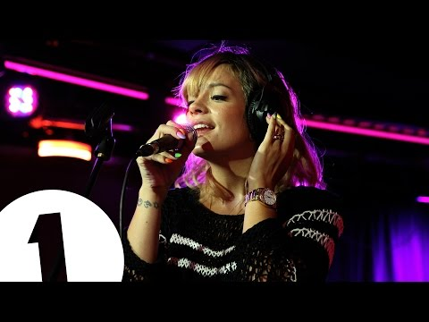 Lily Allen - URL Badman in the BBC Radio 1 Live Lounge