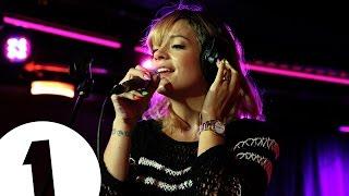 Lily Allen - URL Badman in the BBC Radio 1 Live Lounge