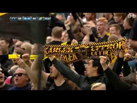 AIK FOTBOLL - Topp 10 mål 2017