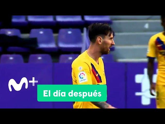 El Día Después (14/07/2020): Un Barça agotado - El Día Después en Movistar+
