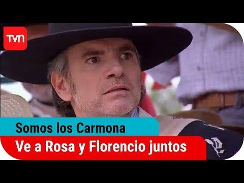 Somos Los Carmona Ep. 94: Facundo ve a Rosa y Florencio juntos