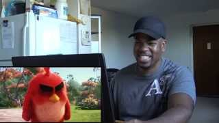 The Angry Birds Movie - Official Teaser Trailer REACTION!!!