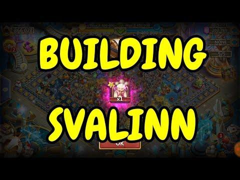 Building Svalinn L Castle Clash