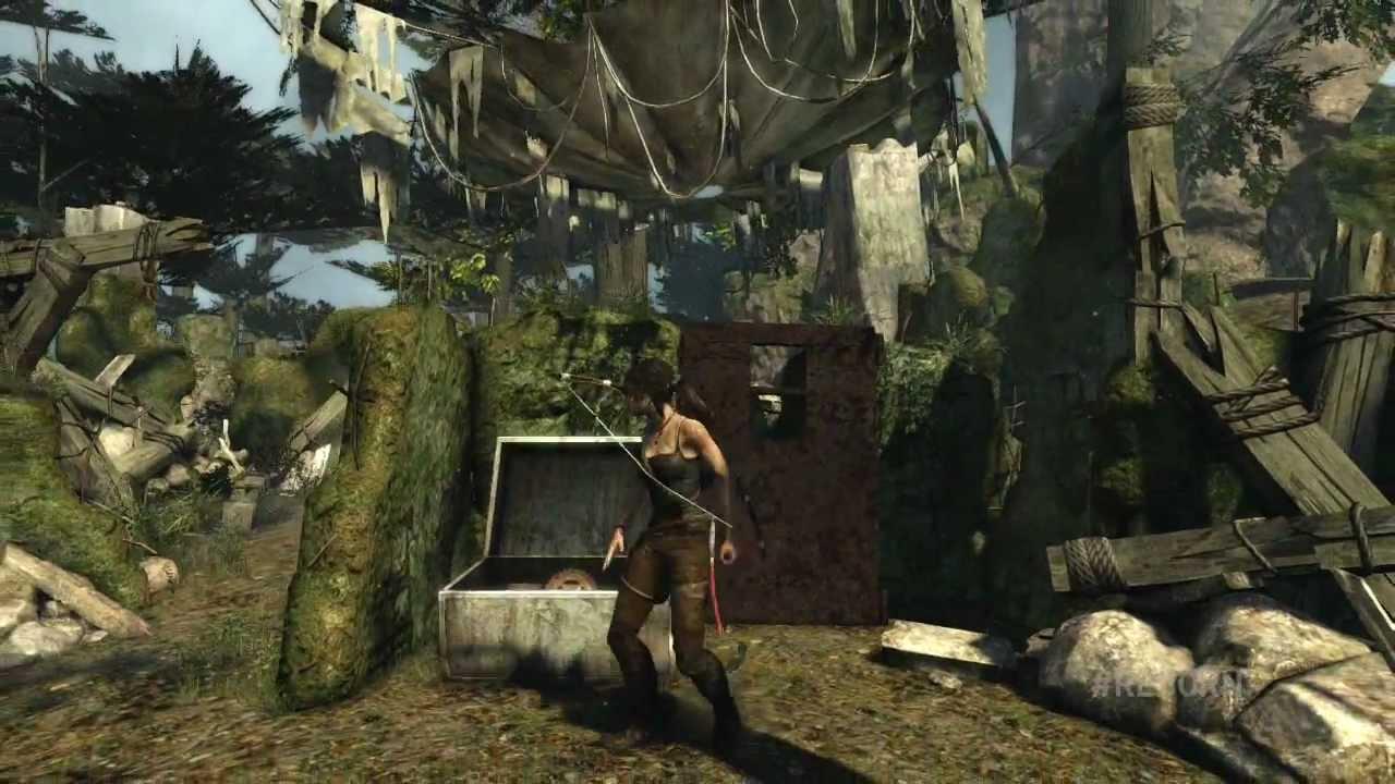 Tomb Raider Guide to Survival  Episode 3: Survival Combat
