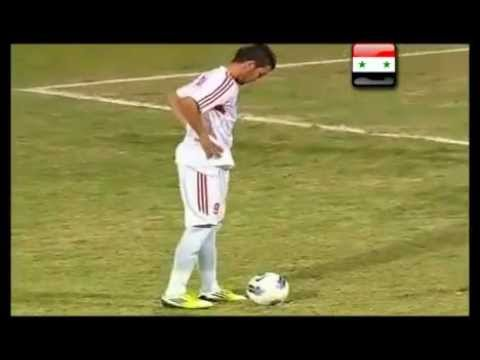 نسور سوريا الى المباراة النهائية بعد فوزهم على البحرين