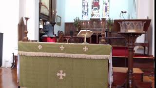 Holy Communion 13th June