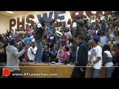 Travis Porter  All The Way Turnt UP @ Pebblebrook High School